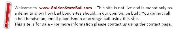 Bail Disclaimer