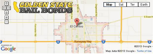El Centro bail bonds