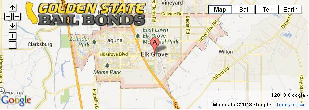 Elk Grove bail bonds
