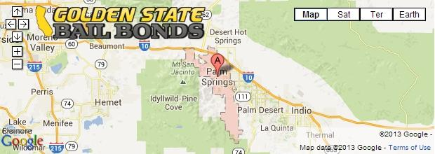 Palm Springs bail bonds