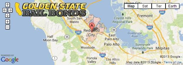 Redwood City bail bonds